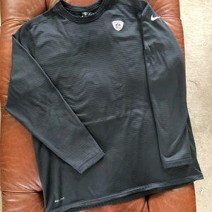 Nike NFL Equipment Dri Fit Detroit Lions Shirt XL